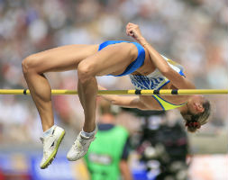 High Jump - Acupuncture For Sports Performance